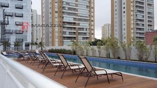 apartamento para aluguel, 1 dormitórios, santo amaro - são paulo - 2845