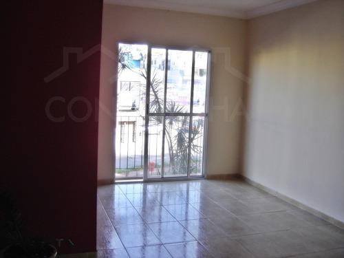 apartamento para aluguel, 2 dormitórios, assunção - são bernardo do campo - 544