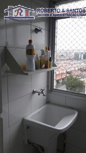 apartamento para aluguel, 2 dormitórios, city jaragua - são paulo - 9133