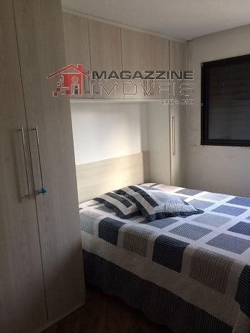 apartamento para aluguel, 2 dormitórios, interlagos - são paulo - 2877