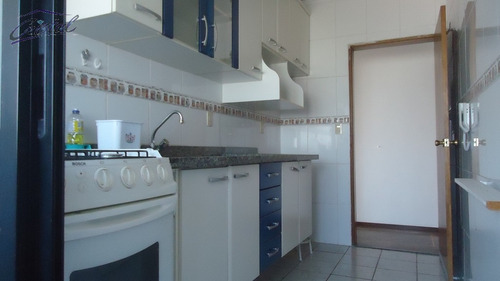 apartamento para aluguel, 2 dormitórios, jardim ester yolanda - são paulo - 18432
