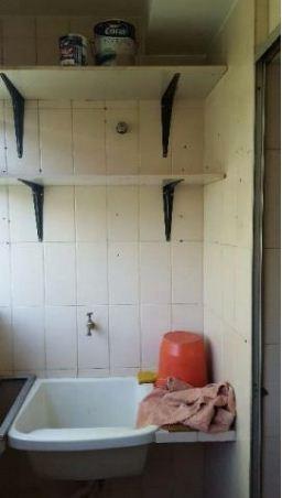 apartamento para aluguel, 2 dormitórios, jardim germânia - são paulo - 1051