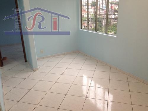apartamento para aluguel, 2 dormitórios, jardim íris - são paulo - 8642