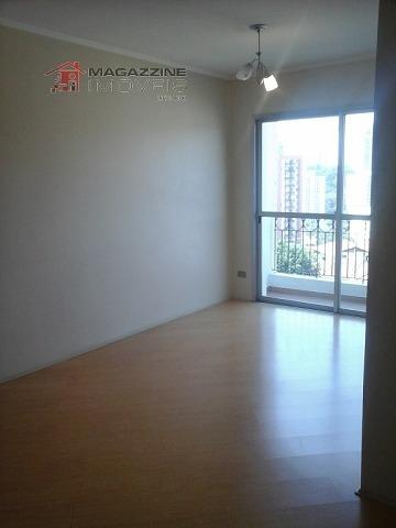 apartamento para aluguel, 2 dormitórios, jardim marajoara - são paulo - 2266