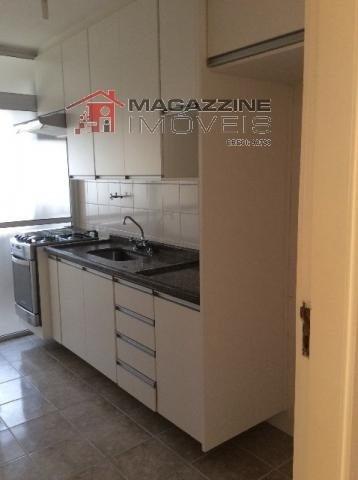 apartamento para aluguel, 2 dormitórios, jardim marajoara - são paulo - 2677