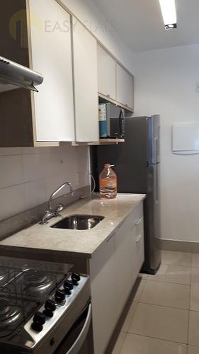 apartamento para aluguel, 2 dormitórios, morumbi - são paulo - 1769