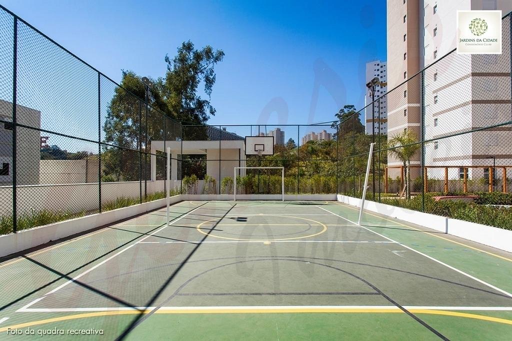apartamento para aluguel, 2 dormitórios, parque taboão - taboão da serra - 1705