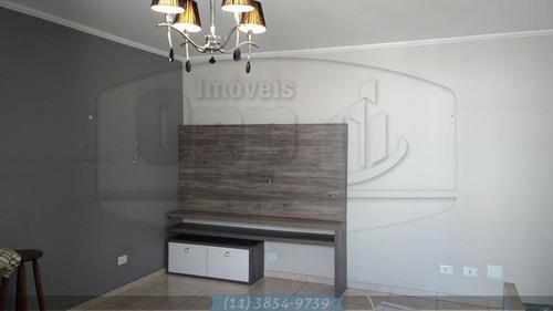 apartamento para aluguel, 2 dormitórios, paulicéia - são bernardo do campo - 3483