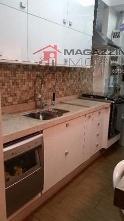apartamento para aluguel, 2 dormitórios, vila monte alegre - são paulo - 2739