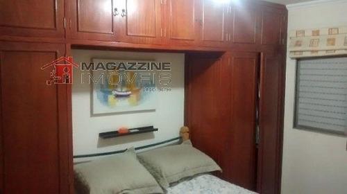 apartamento para aluguel, 2 dormitórios, vila santa catarina - são paulo - 2674
