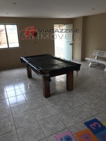 apartamento para aluguel, 2 dormitórios, vila santa catarina - são paulo - 2837