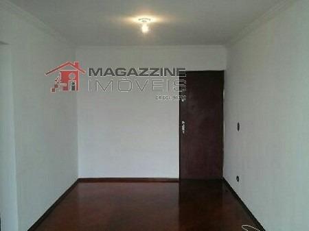 apartamento para aluguel, 2 dormitórios, vila sofia - são paulo - 2736