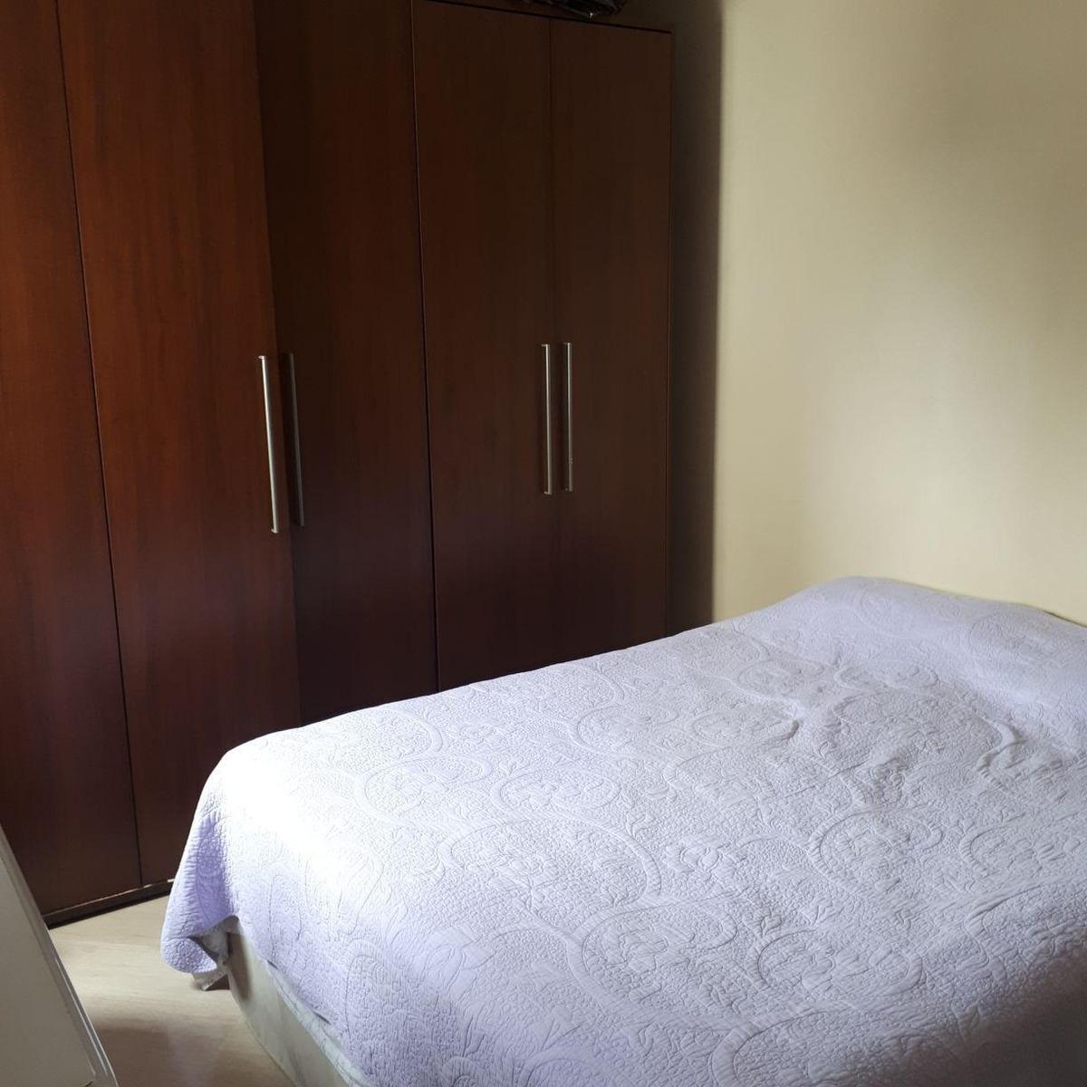 apartamento para aluguel, 2 quartos, 1 vaga, planalto - são bernardo do campo/sp - 75205