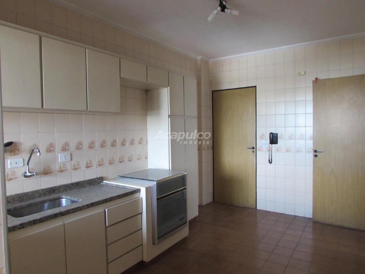 apartamento para aluguel, 2 quartos, 1 vaga, vila rehder - americana/sp - 8798