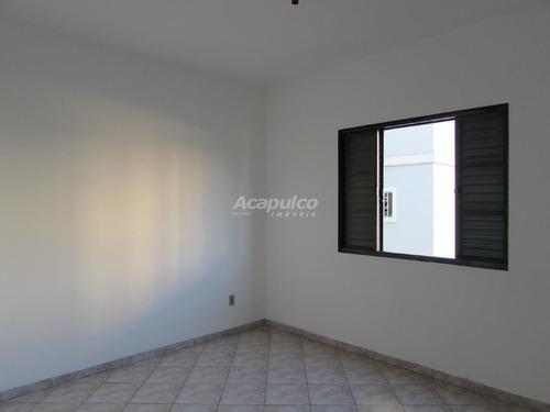 apartamento para aluguel, 2 quarto(s), americana/sp - 10376