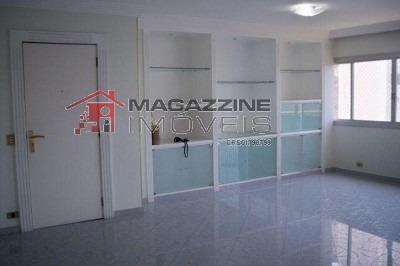 apartamento para aluguel, 3 dormitórios, chacara flora - são paulo - 2794