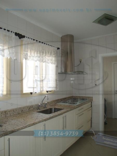 apartamento para aluguel, 3 dormitórios, chacara klabin - são paulo - 2748