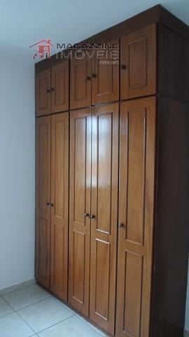 apartamento para aluguel, 3 dormitórios, interlagos - são paulo - 2692