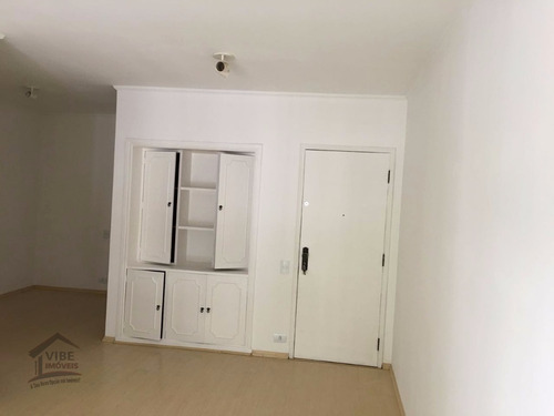 apartamento para aluguel, 3 dormitórios, moema - são paulo - 1142