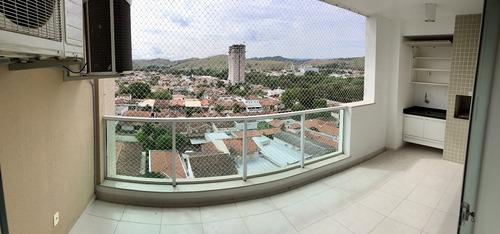 apartamento para aluguel, 3 dormitórios, nova guará - guaratinguetá - 1499
