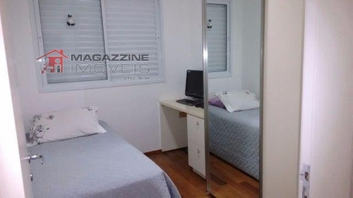 apartamento para aluguel, 3 dormitórios, santo amaro - são paulo - 2673