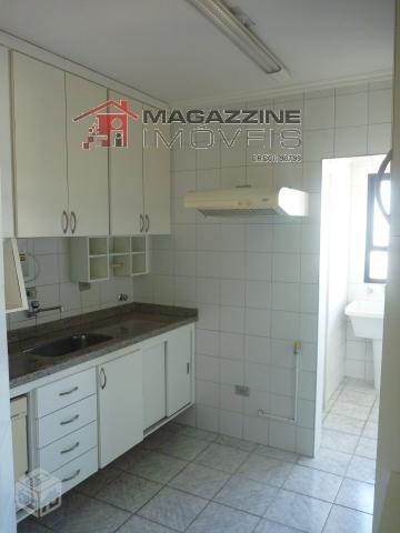 apartamento para aluguel, 3 dormitórios, vila guarani - são paulo - 1789