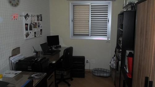 apartamento para aluguel, 3 dormitórios, vila isa - são paulo - 2632