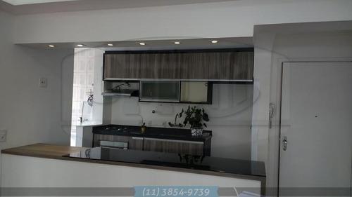 apartamento para aluguel, 3 dormitórios, vila monumento - são paulo - 3334