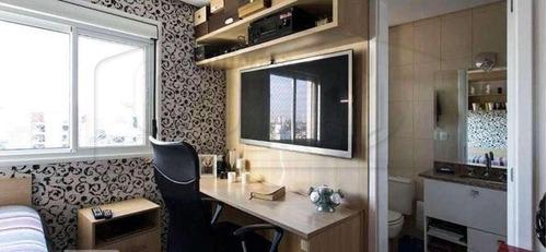 apartamento para aluguel, 3 dormitórios, vila monumento - são paulo - 3582