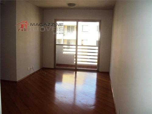 apartamento para aluguel, 3 dormitórios, vila sofia - são paulo - 2536