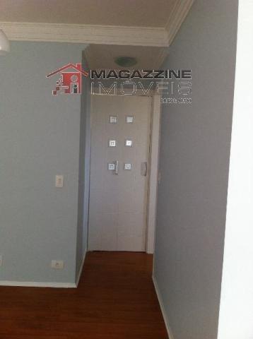 apartamento para aluguel, 3 dormitórios, vila sofia - são paulo - 2834
