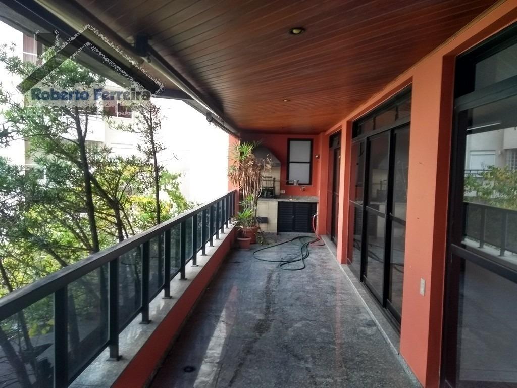 apartamento para aluguel, 4 dormitórios, real parque - são paulo - 10422