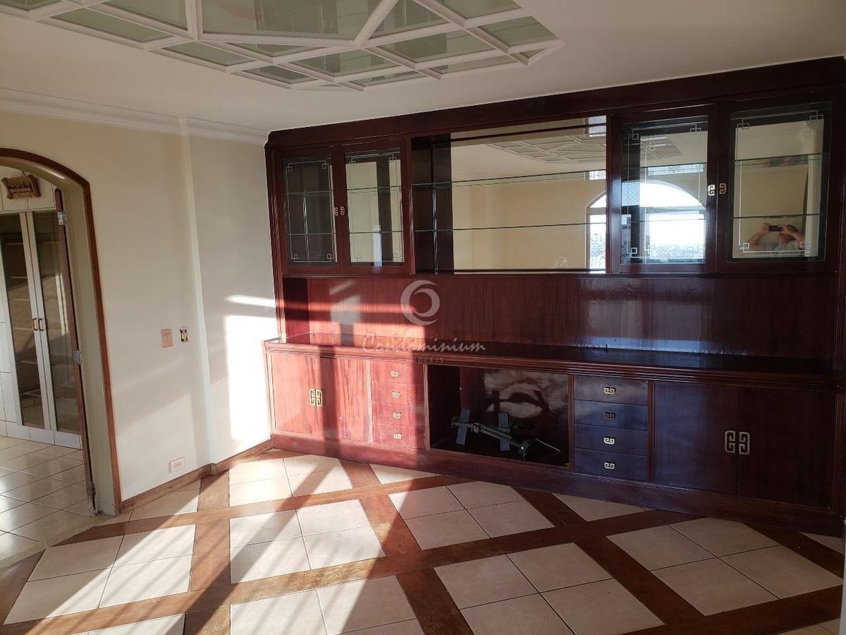 apartamento para aluguel, 4 quartos, 4 vagas, vila redentora - são josé do rio preto/sp - 623
