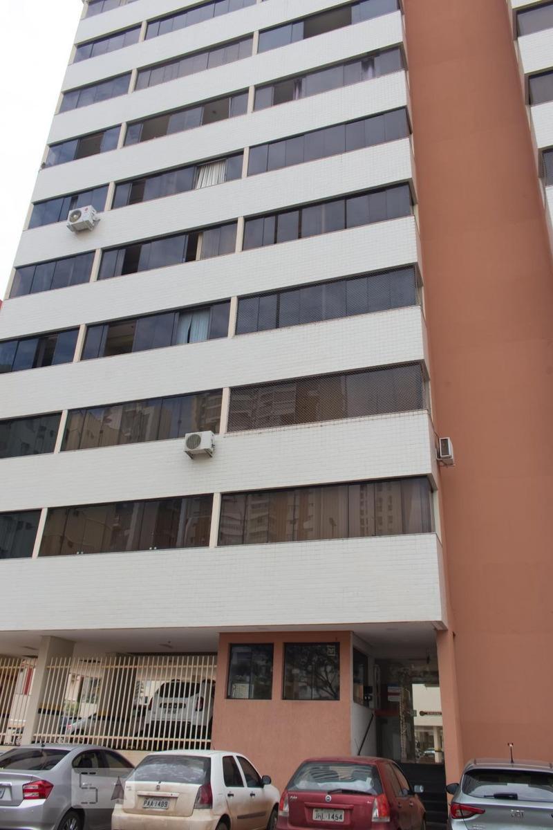 apartamento para aluguel - águas claras, 1 quarto,  28 - 893020571