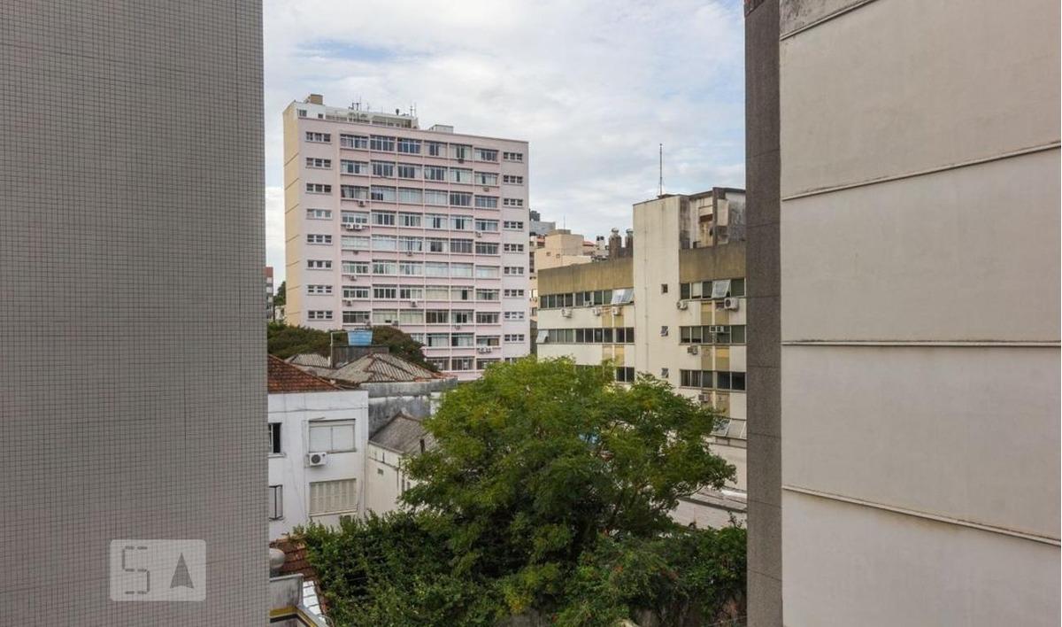 apartamento para aluguel - auxiliadora, 2 quartos,  93 - 893072850