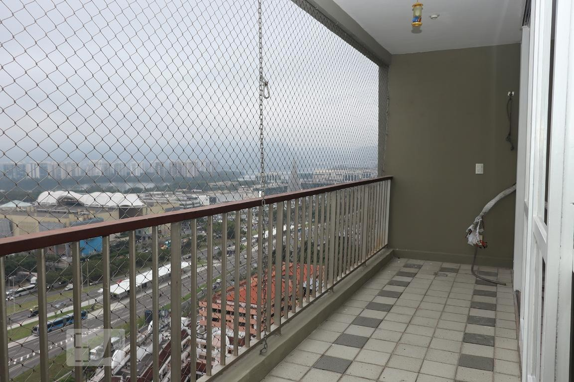 apartamento para aluguel - barra da tijuca, 4 quartos,  161 - 893001636
