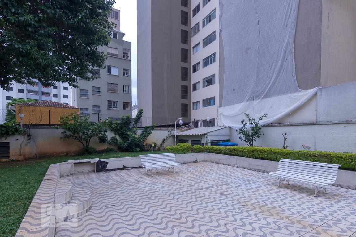 apartamento para aluguel - barra funda, 1 quarto,  34 - 893000832
