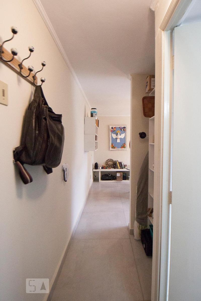 apartamento para aluguel - bela vista, 1 quarto,  33 - 892982484