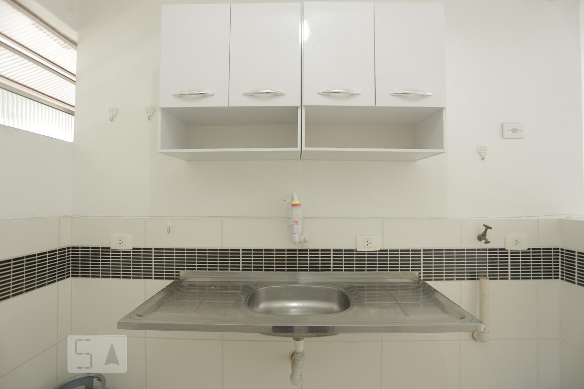 apartamento para aluguel - bela vista, 1 quarto,  35 - 893016965