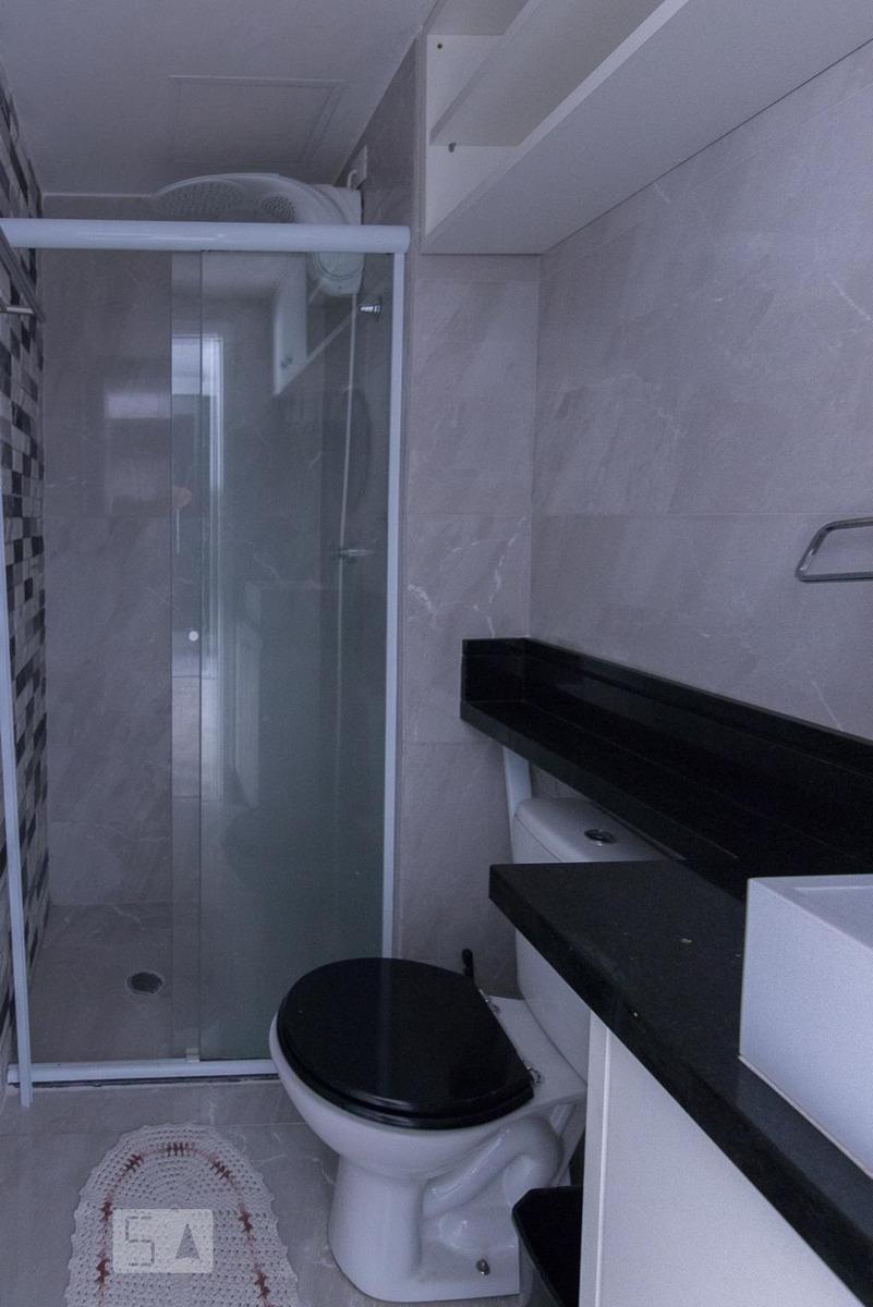 apartamento para aluguel - bom retiro, 1 quarto,  33 - 893021608