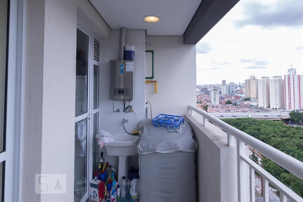 apartamento para aluguel - bom retiro, 2 quartos,  50 - 893030815