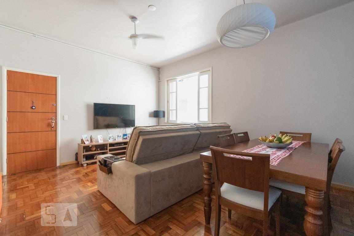 apartamento para aluguel - botafogo, 3 quartos,  110 - 892874930