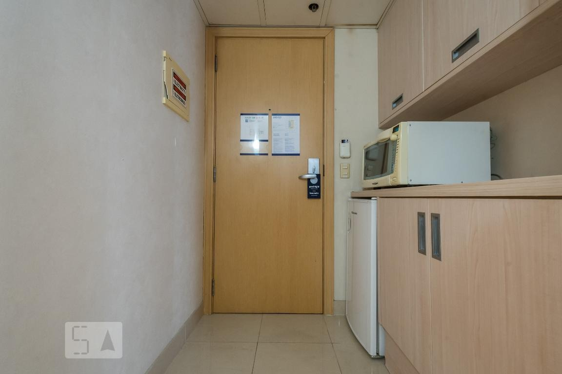 apartamento para aluguel - brooklin, 1 quarto,  32 - 893078829