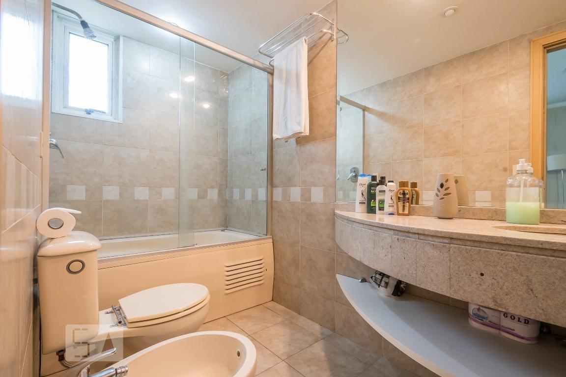 apartamento para aluguel - brooklin, 1 quarto,  32 - 893079029