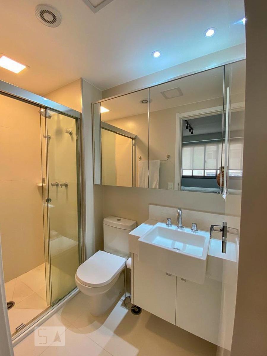 apartamento para aluguel - brooklin, 1 quarto,  37 - 893102846