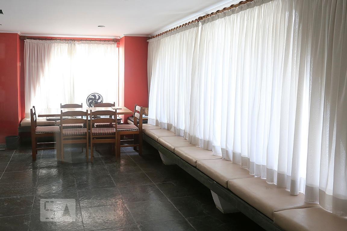 apartamento para aluguel - brooklin, 1 quarto,  45 - 893096345