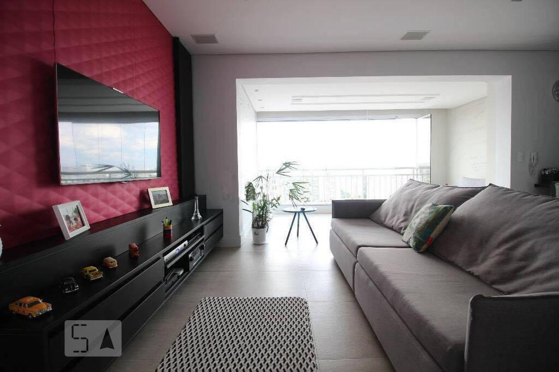apartamento para aluguel - brooklin, 1 quarto,  74 - 893067890