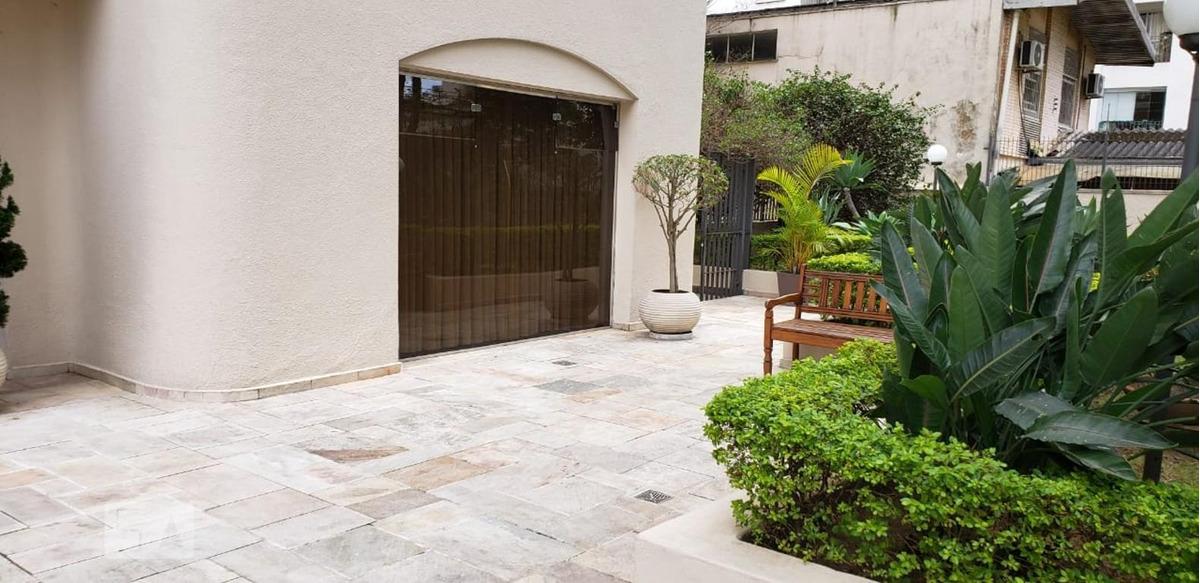 apartamento para aluguel - brooklin, 2 quartos,  87 - 893089929