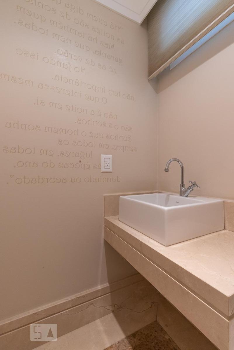 apartamento para aluguel - cambuí, 2 quartos,  132 - 893007652