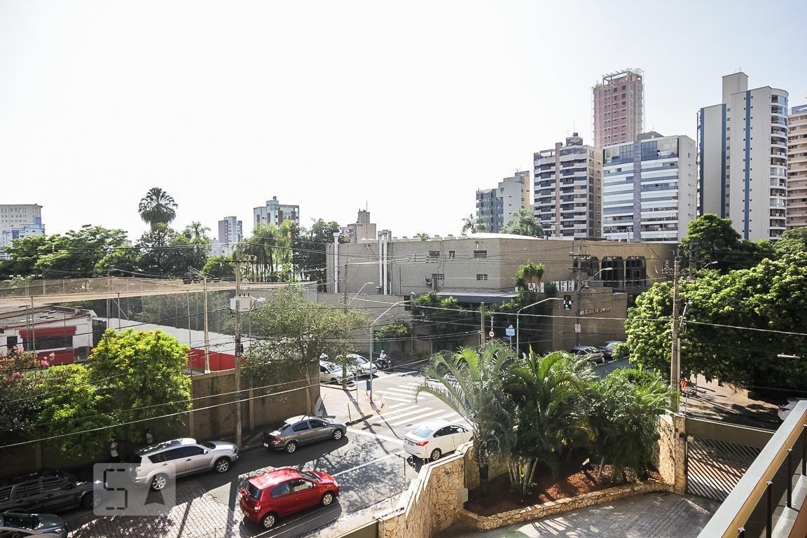apartamento para aluguel - cambuí, 3 quartos,  129 - 893018995